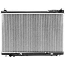 РАДИАТОР основной на FX35 / FX45 03-09 (3.5, 4.5) коробка  авт. KOYORAD