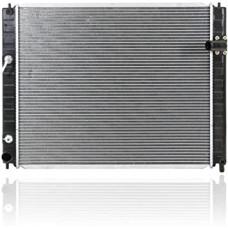 РАДИАТОР основной на FX35 / FX50 09-13 (3.5, 3.7, 5.0) коробка  авт.     Nissens