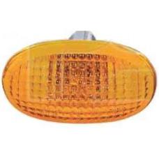 Повторитель поворотов указатель на крыле TACUMA 00-08 левый=правый желтый.