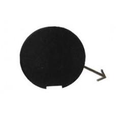 Заглушка крюка буксировки DOBLO 00-04 пластиковая передняя; СЕРЫЙ ТЕКСТУРА.
