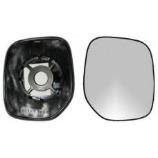 Вкладыш зеркала Citroen Berlingo 02-07 левый, без обогрева, выпуклый FPS