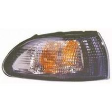Указатель поворота  Mitsubishi GALANT 93-96 (E5/E7/E8)   левый + лампа. DEPO