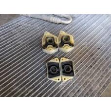 Подушка радиатора Fabia/Roomster верх
