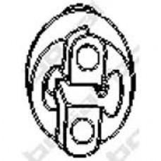 Подушка глушителя передняя Octavia А5