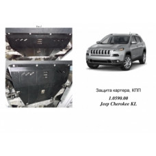 Jeep Cherokee KL2013-