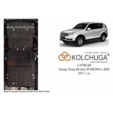 Ssang Yong Rexton W RX200 - Объем V-2.0XDI