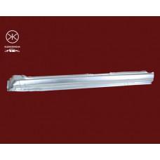 Порог Daewoo Nexia | Opel Kadett E 4/5 дв., цинк, левый (Klokkerholm)