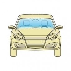 Лобовое стекло Fiat Punto Ii 1999-2006