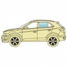 Стекло боковое BMW X5 E70 2006-2013 заднее левое