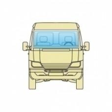 Лобовое стекло Scania Series 4 1984-2014 1995-2004