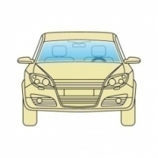Лобовое стекло Suzuki Splash 2008+