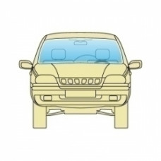 Лобовое стекло Suzuki Vitara Grand 1998-2005 PILKINGTON